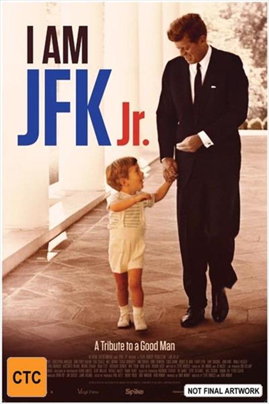 I Am: JFK Jr on DVD