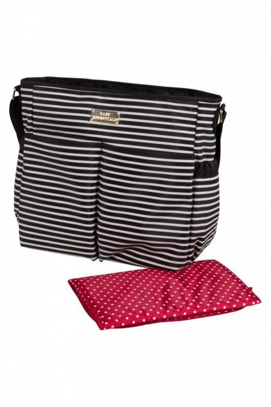 Childcare: Nappy Bag - Striped