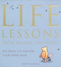Life Lessons from Winnie-the-Pooh by Janette Marshall image