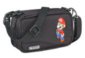 Mario Carry Case for Nintendo DS & GBA (Black) for Nintendo DS