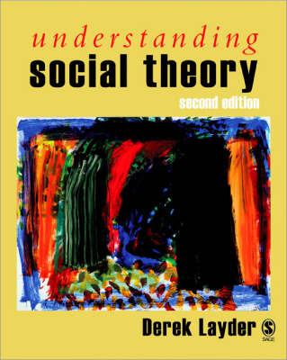 Understanding Social Theory by Derek Layder image