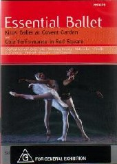 Essential Ballet - The Krov Ballet on DVD