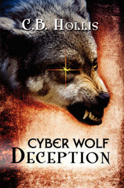 Cyber Wolf Deception by C.B Hollis image