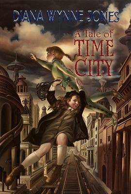 A Tale of Time City by Diana Wynne Jones image
