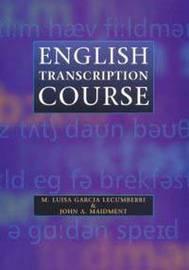 English Transcription Course by Maria Lecumberri