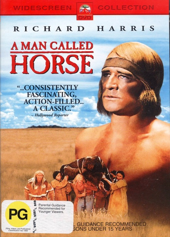 A Man Called Horse on DVD