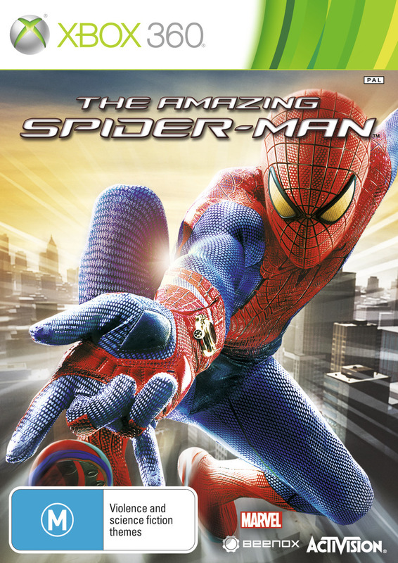 The Amazing Spider-Man for X360