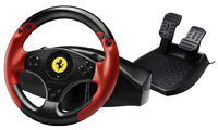 Thrustmaster Ferrari Racing Wheel Red Legend (PS3, PC) for PS3
