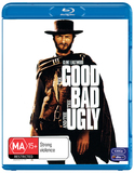 The Good, The Bad & The Ugly on Blu-ray