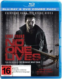 No One Lives on DVD, Blu-ray