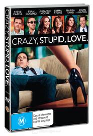 Crazy, Stupid, Love DVD image