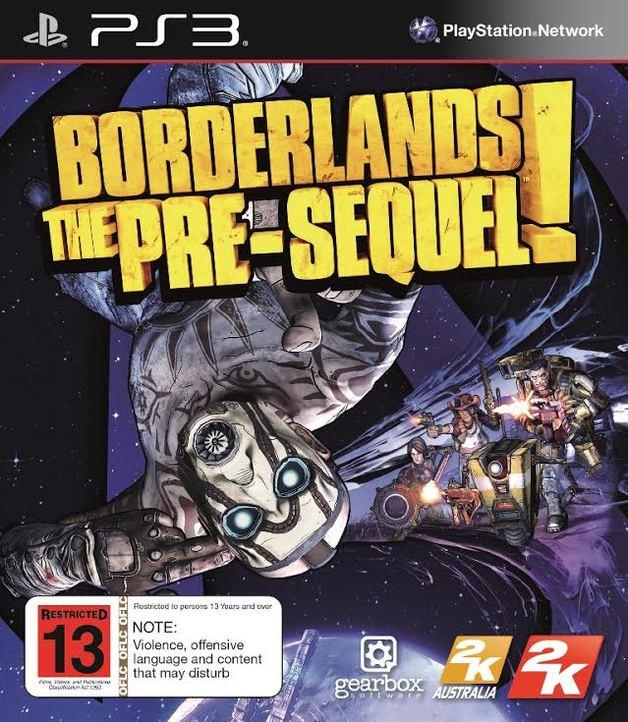 Borderlands: The Pre-Sequel for PS3