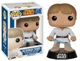 Star Wars - Luke Tatooine Pop! Vinyl Bobble Figure