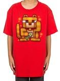 Minecraft - Lucky Ocelot Youth T-shirt (XL)