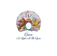 A Night At The Opera (LP) by Queen image