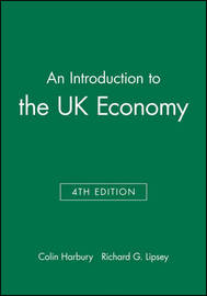 An Introduction to the UK Economy by C.D. Harbury image