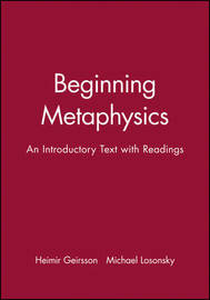 Beginning Metaphysics image
