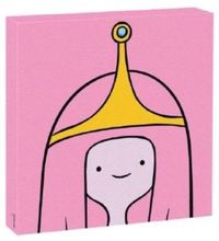 Adventure Time: Princess Bubblegum - Character Wall Canvas
