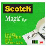 Scotch Magic™ Tape (12.7mm x 33m)