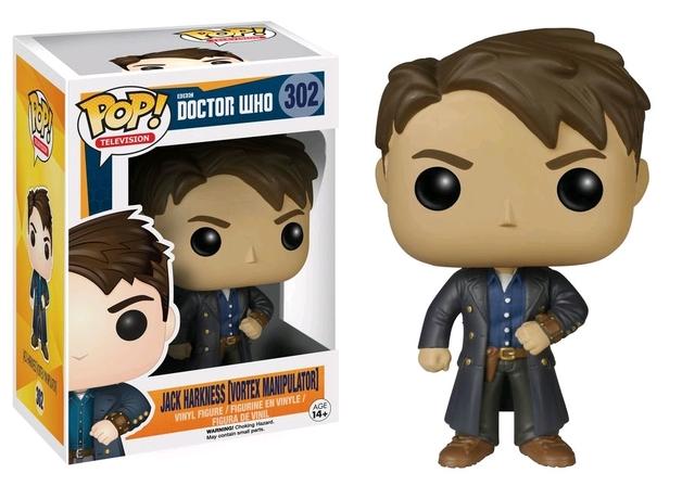 Doctor Who - Jack Harkness (Vortex Manipulator) Pop! Vinyl Figure