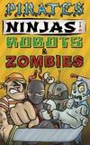 Pirates Ninjas Robots Zombies - Board game