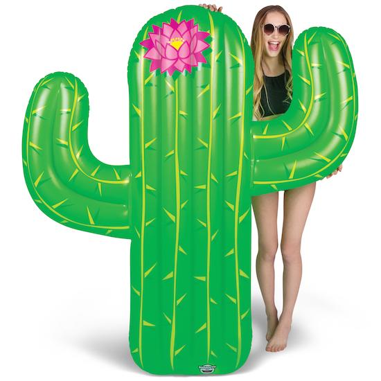 BigMouth Inc: Giant Cactus Pool Float image