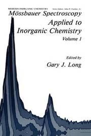 Moessbauer Spectroscopy Applied to Inorganic Chemistry