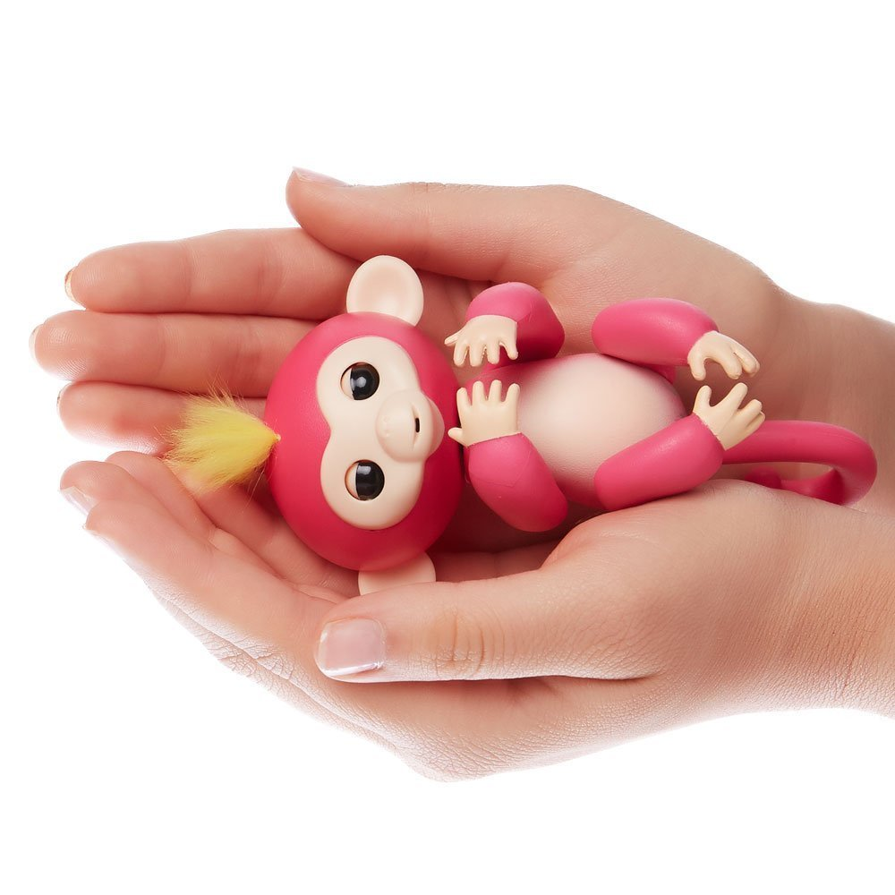 Fingerlings: Interactive Baby Monkey - Bella image