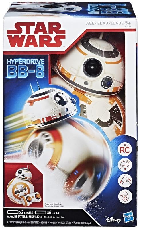 Star Wars: Hyperdrive BB-8
