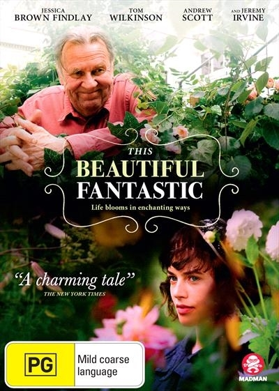 This Beautiful Fantastic on DVD
