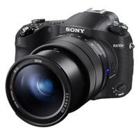 Sony DSC-RX10M4 20.1MP CMOS 4K 25x Zoom Digital Camera Black
