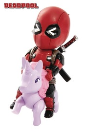 Marvel: Deadpool Pony - Mini Egg Attack Figure