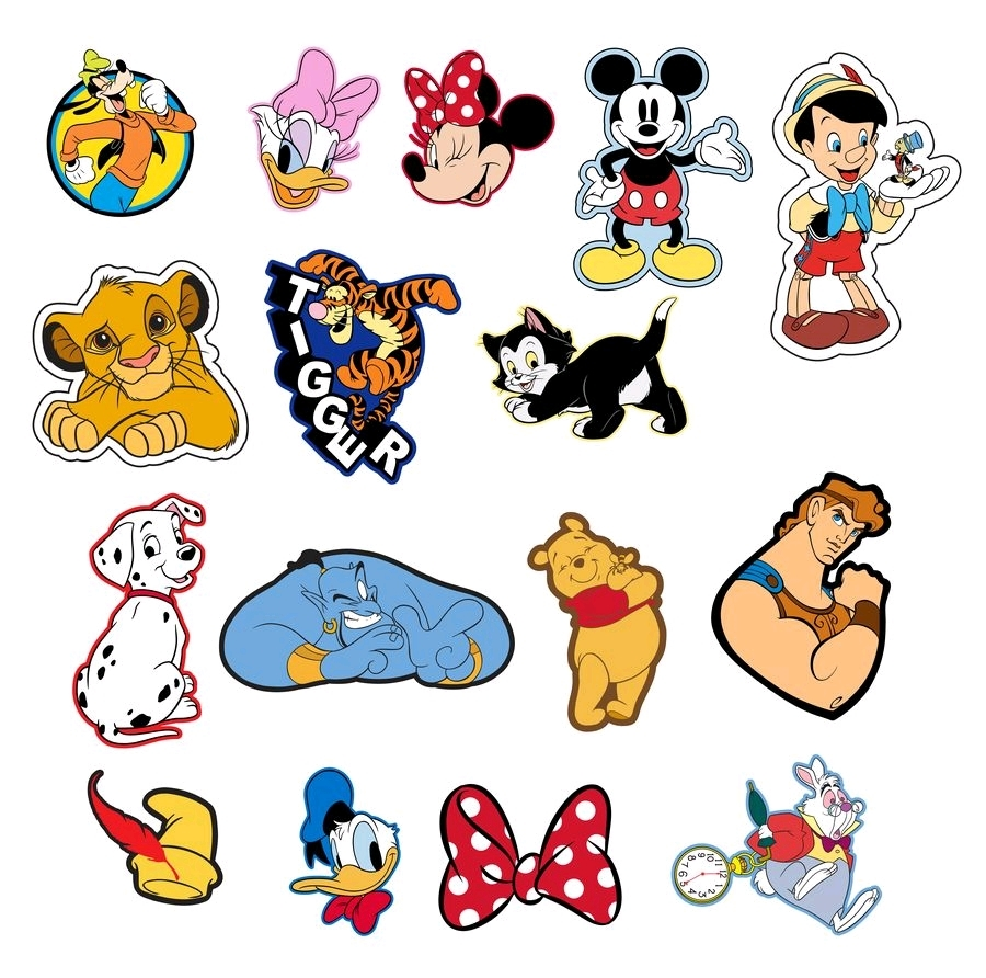 Loungefly: Disney - Patches (Assorted) image