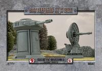 Battlefield in a Box: Galactic Warzones - Defense Turrets