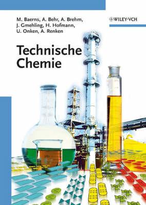 Technische Chemie: Lehrbuch by Albert Renken image