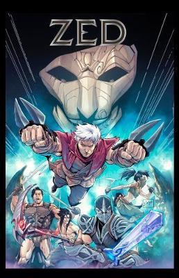 League Of Legends: Zed by Marvel Comics image