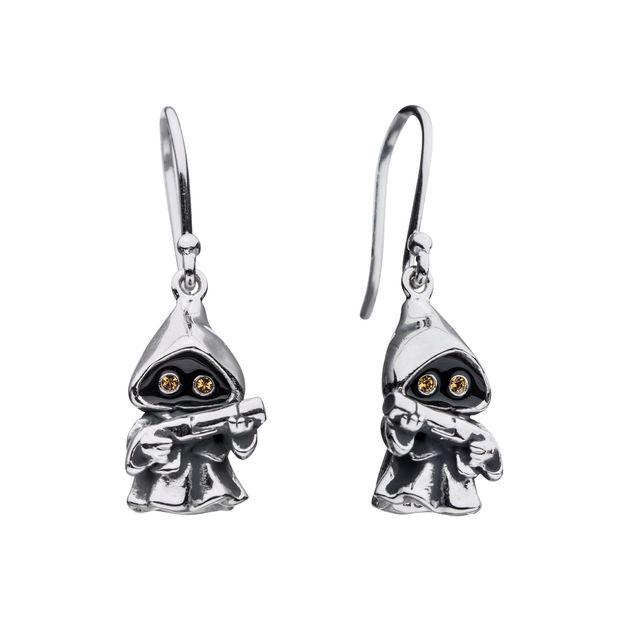 Star Wars™   RockLove Jawa Earrings