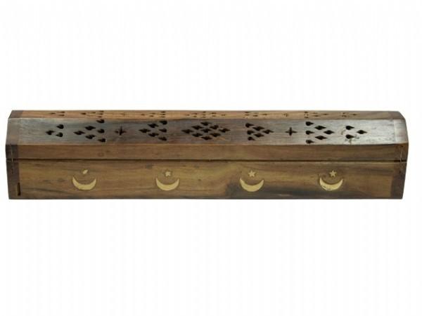Moon & Star Incense Box (30cm)