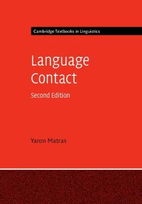 Language Contact by Yaron Matras