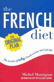 The French Diet by Michel Montignac image