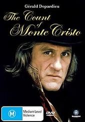 The Count Of Monte Cristo (Gerard Depardieu) on DVD