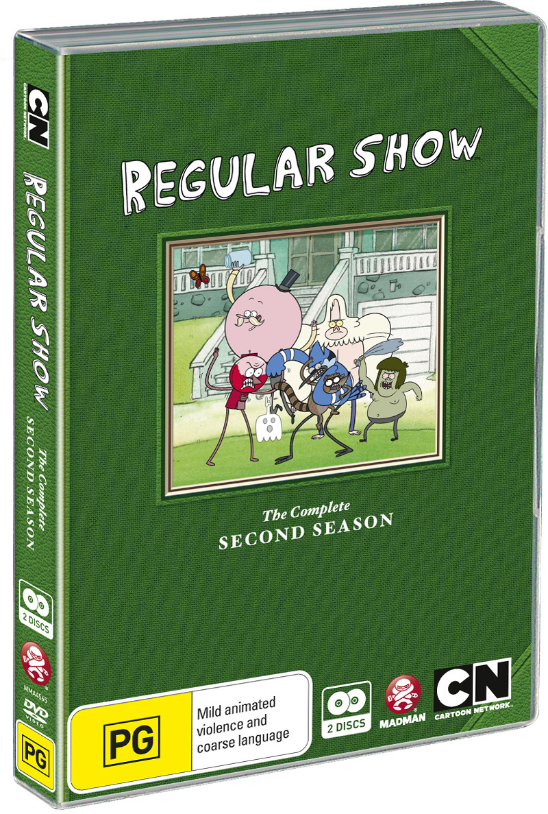 Regular Show Season 2 image
