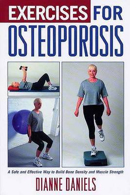 Exercises for Osteoporosis by Dianne Daniels image