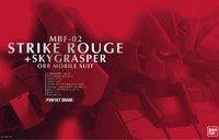 1/60 PG Strike Rouge + Skygrasper Gundam Model Kit