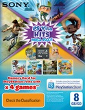 Sony PS Vita Hits Mega Pack for PlayStation Vita