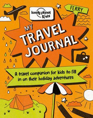 My Travel Journal by Nicola Baxter