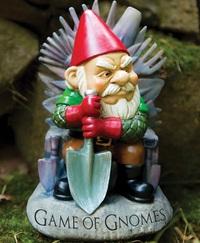 BigMouth Inc - Game of Gnomes - Garden Gnome