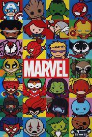 Marvel: Maxi Poster - Kawaii Characters (483)