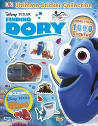 Disney Pixar Finding Dory: Ultimate Sticker Collection by DK