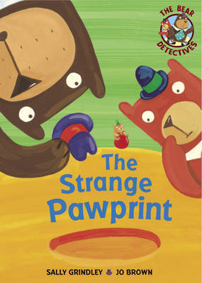 The Strange Pawprint by Sally Grindley